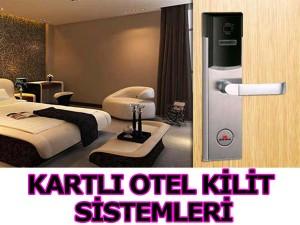 Otel kartlı kapı sistemleri fiyatları