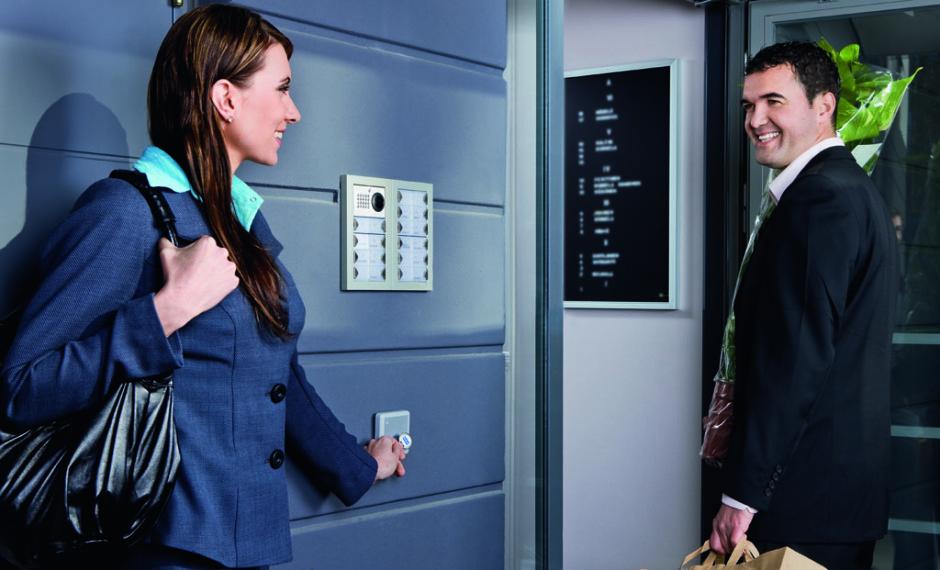 Kartlı asansör yetkilendirme sistemleri
