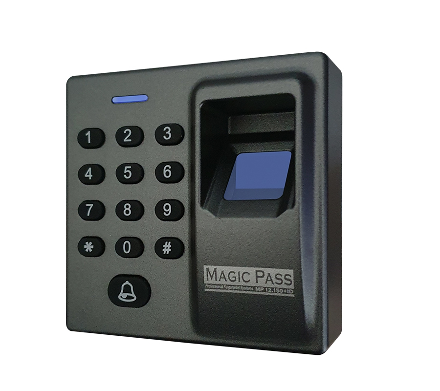 Magic Pass 12150 ID Door Opening Device With Card,Code