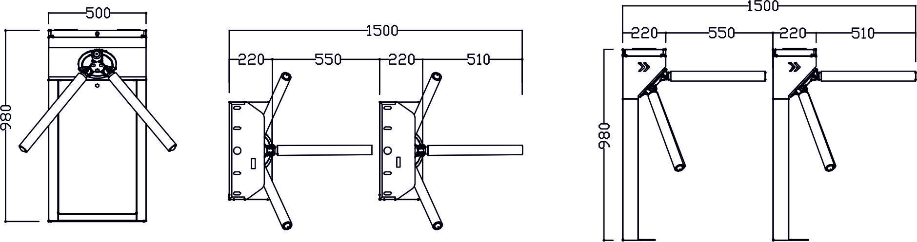 S100 Teknik Çizim
